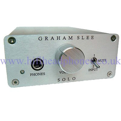 Graham Slee Solo Intro Headphone Amplifier - Refurbished