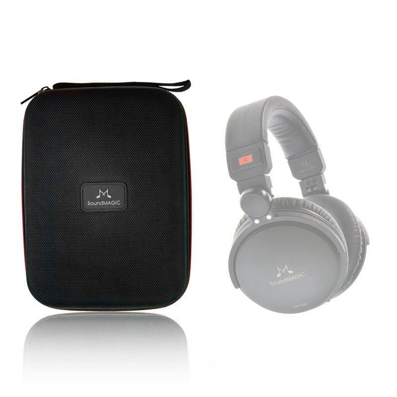 SoundMAGIC Replacement Headphone Hard Case for HP150-HP200