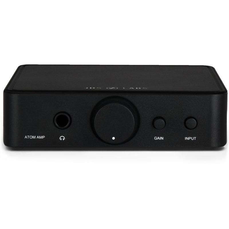 JDS Labs Atom Headphone Amplifier - UK Plug - Open Box