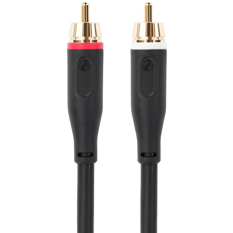 JDS Labs Stack RCA Interconnect Cables - 15cm