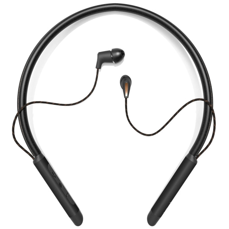 Klipsch T5 Neckband Wireless In Ear Isolating Earphones - Black