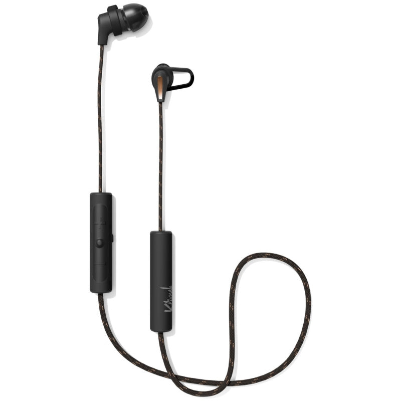 Klipsch T5 Sport Wireless In Ear Isolating Earphones - Black