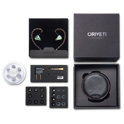 Oriveti O800 Eight Drivers IEM Earphones with Detachable Cable