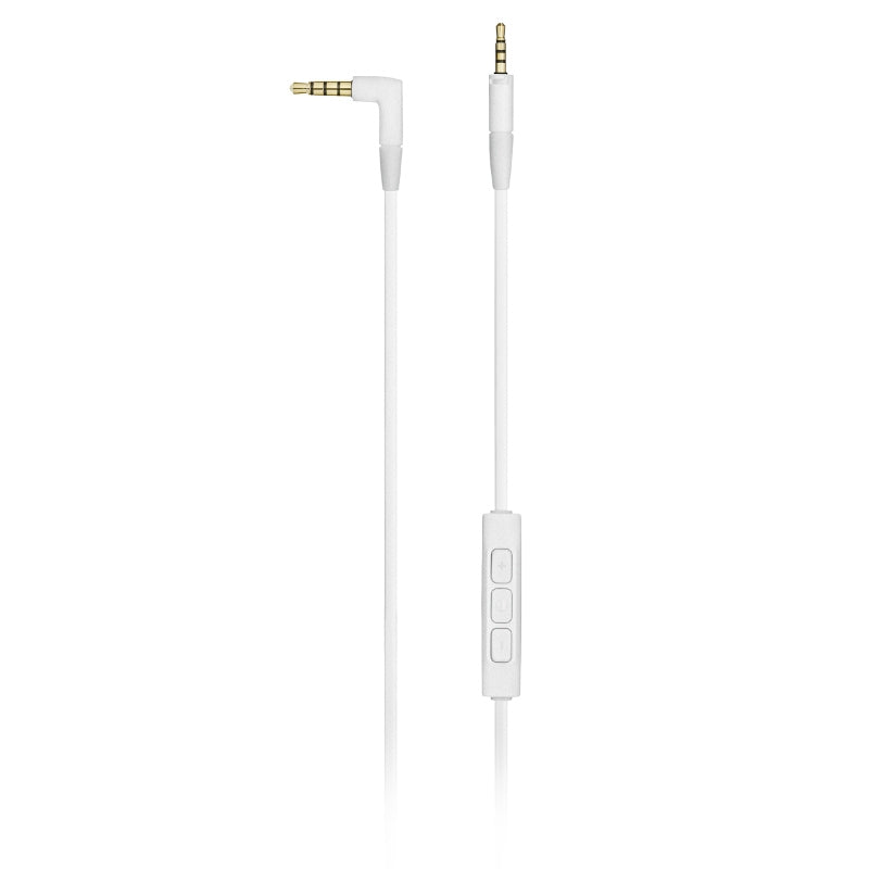 Sennheiser RCA 4.30 White Audio Cable with Samsung Galaxy Controls & Mic - 507208
