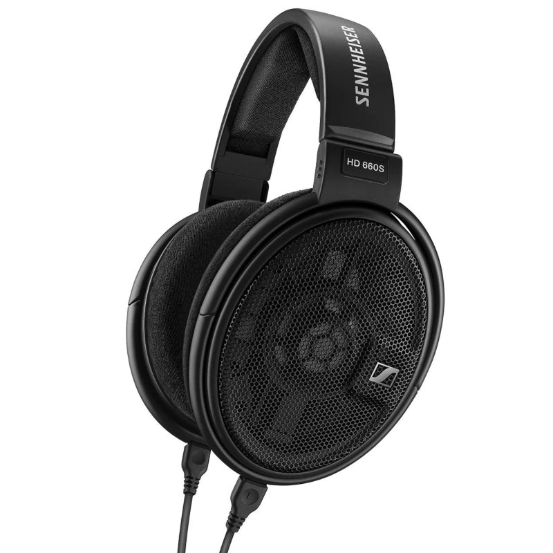 Sennheiser HD660S Open Back Headphones with Detachable Cable - 2019 Edition