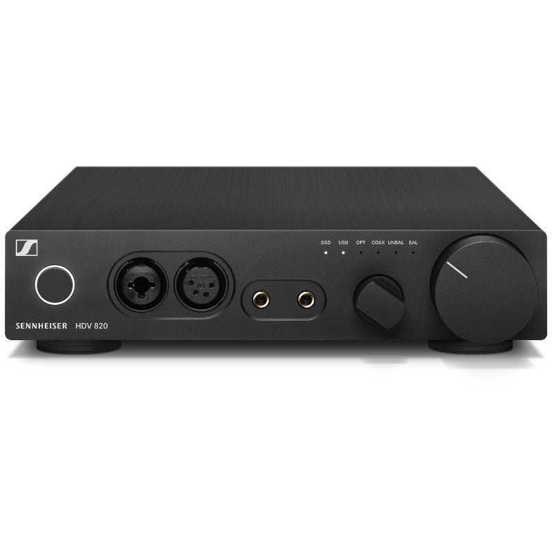 Sennheiser HDV820 Digital Headphone Amplifier & DAC - Open Box