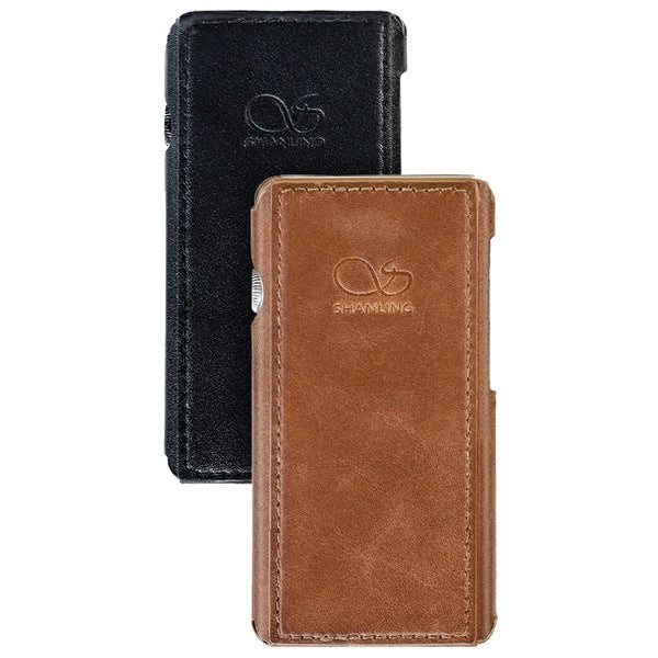 Shanling M5s Protective Case - Brown