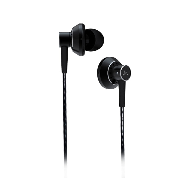 SoundMAGIC ES20 In Ear Isolating Earphones - Black - Refurbished