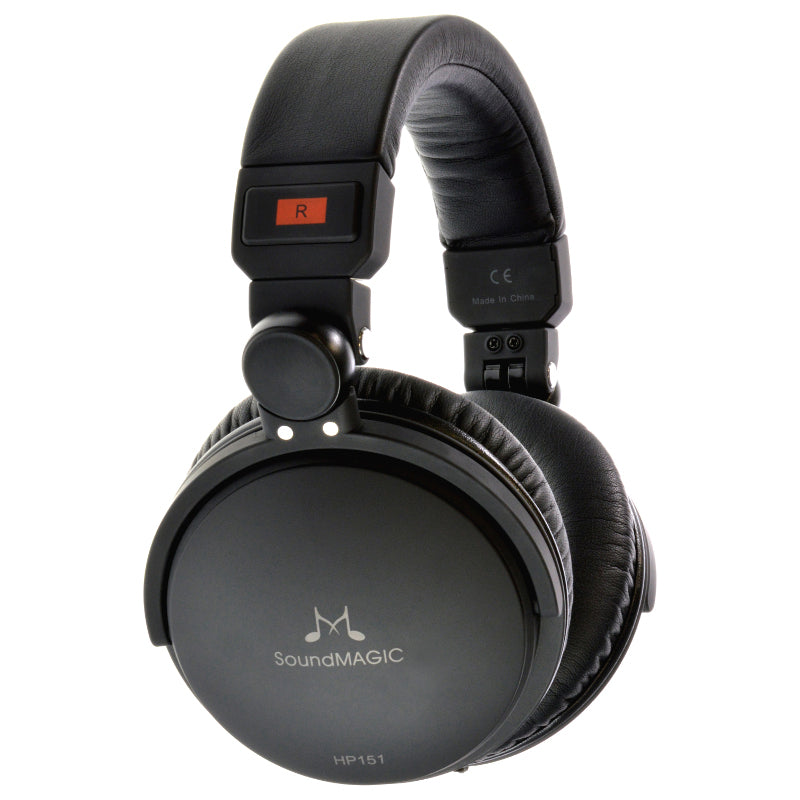 SoundMAGIC HP151 Closed Back Headphones with Detachable Cable - Ex-Demo