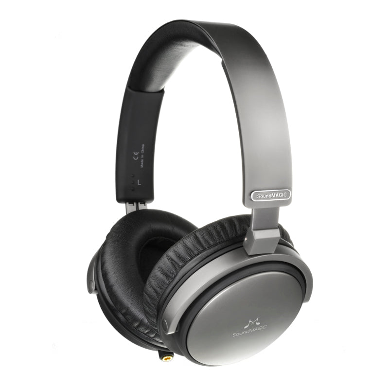 SoundMAGIC Vento P55 v3.0 Headphones with Detachable Cable and Controls & Mic - Ex-Demo