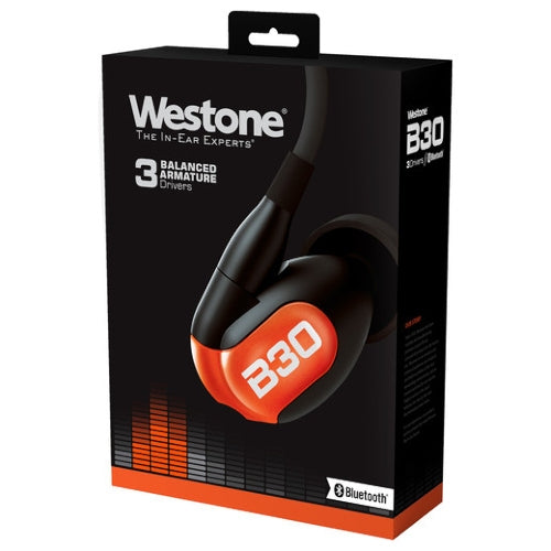 Westone B30 Triple Drivers IEM Earphones with Bluetooth Cable