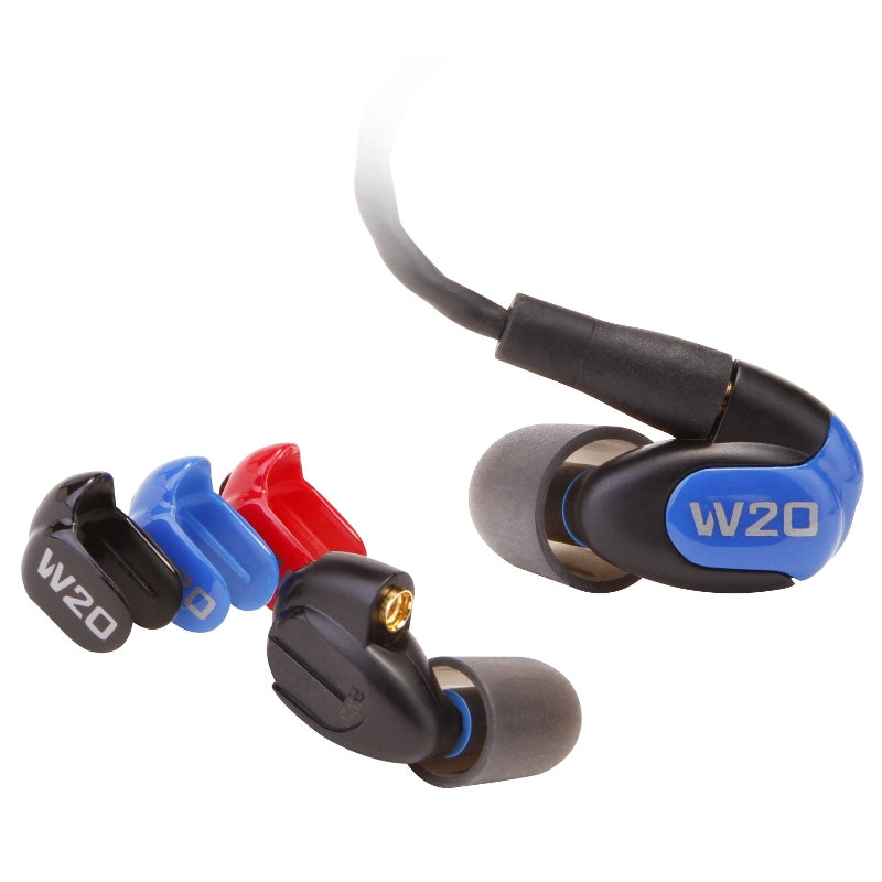Westone W20 v2 Dual Drivers IEM Earphones with Bluetooth Cable
