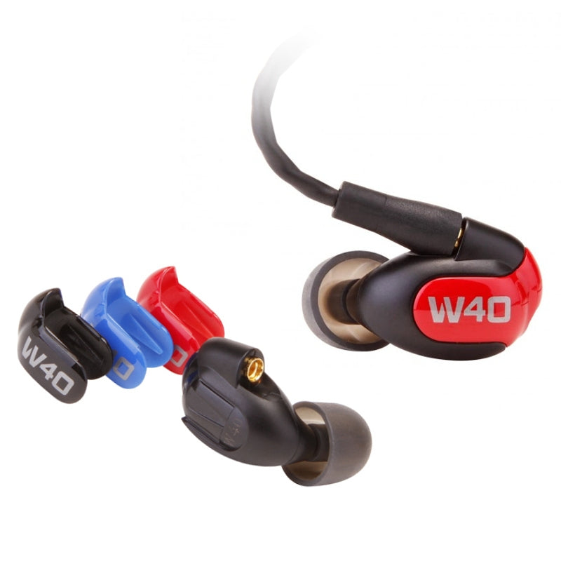 Westone W40 v2 Quadruple Drivers IEM Earphones with Bluetooth Cable