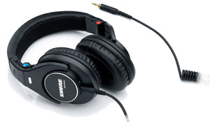 Shure SRH840 Studio Headphones Side View