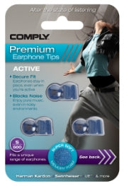 Comply Foam Ear Tips Active S-500