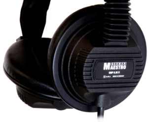 GermanMAESTRO GMP8.35 D Monitor Closed Back DJ Monitoring Headphones