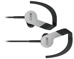 KEF M200 In-Ear Sound Isolating Clip-On Earphones