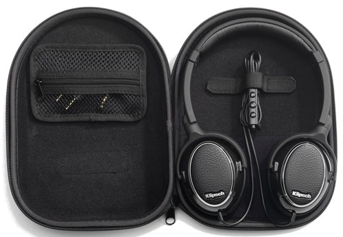 Klipsch Image ONE Closed-Back Headphones in Case