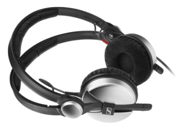 Sennheiser Amperior Closed-Back Headphones in Silver