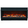 Amantii Panorama Slim Built-in Indoor/Outdoor Electric Fireplace BI-SLIM-OD