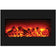 Amantii Zero Clearance Electric Fireplace ZECL-33-3624-BG