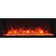 Remii DE Series Wide & Deep Indoor or Outdoor Built-in only Electric Fireplace 1027-DE