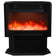 Sierra Flame Free-Standing Electric Fireplace FS-26-922