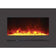 Sierra Flame Series Linear Electric Fireplace WM-FML-STL