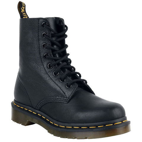 1460 8-Eye Black Virginia Womens Boots