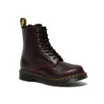 1460 Serena Faux Fur Lined Boots Oxblood