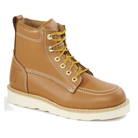 "62T06 6"" Leather Work Boot"
