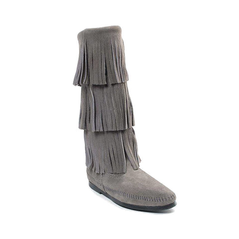 3 Layer Fringe Womens