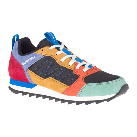 Alpine Sneaker Multi- Womens
