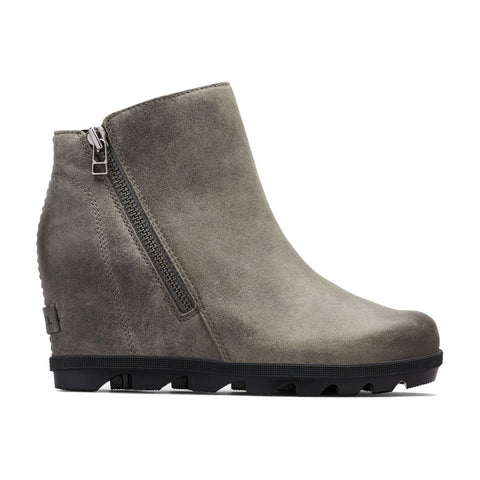 Joan of Arctic Wedge II Zip Bootie
