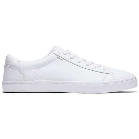 Carlson White Leather - Men's