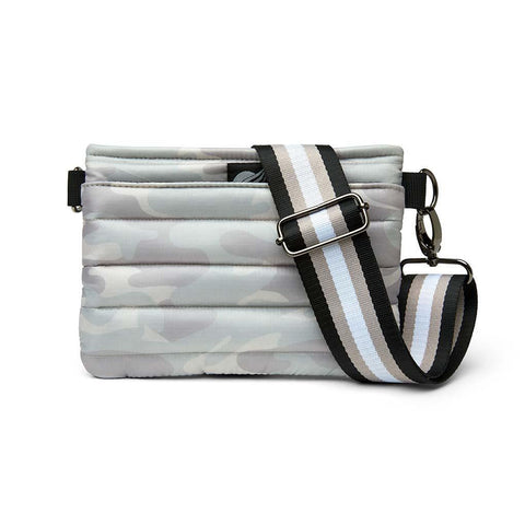 Neutral Camo Crossbody/Bum Bag