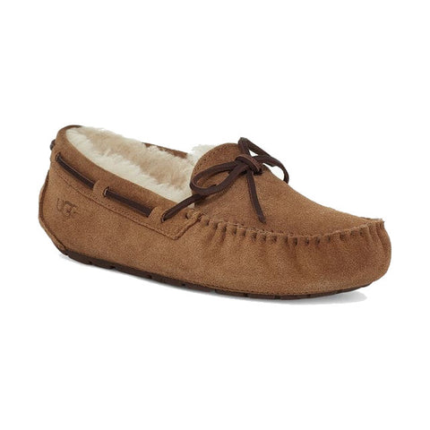 Dakota Slipper Chestnut