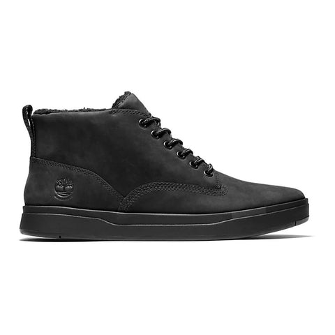 Davis Square Warm Waterproof Chukka Black