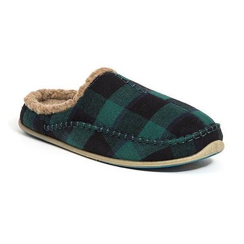 Nordic Indoor/Outdoor Slipper Green