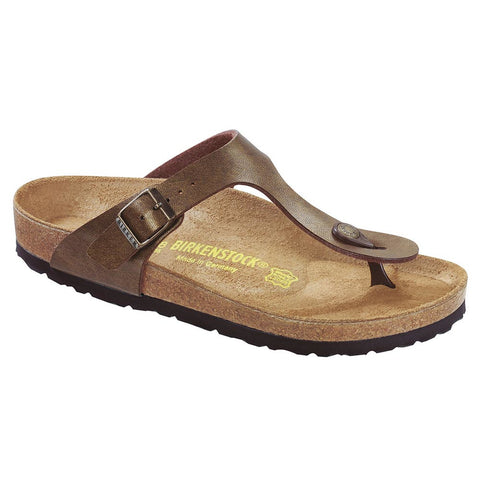Gizeh Birko-Flor Golden Brown - Women's