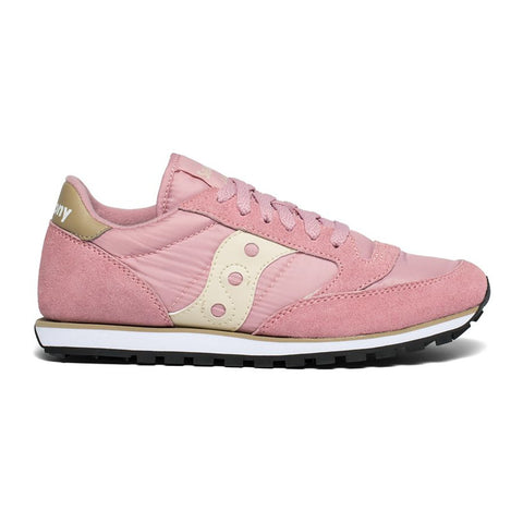 Jazz Low Pro Womens Pink/Tan