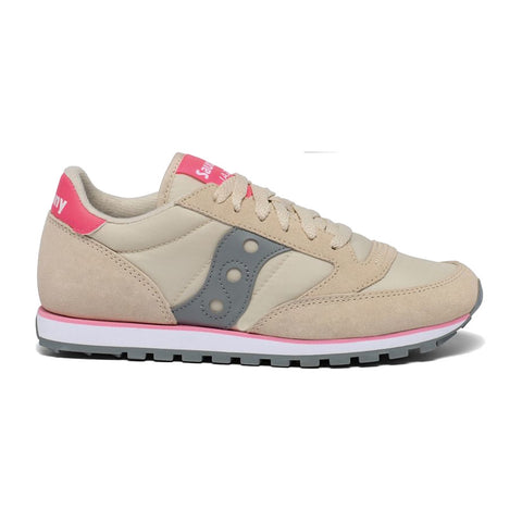 Jazz Low Pro Womens Tan/Grey