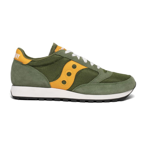 Jazz Original Vintage Green/Mustard