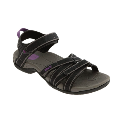 Tirra Womens Black/Grey
