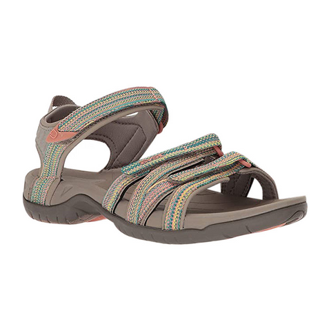 Tirra Womens Taupe Multi
