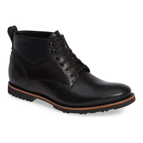 Kendrick Waterproof Chukka Black