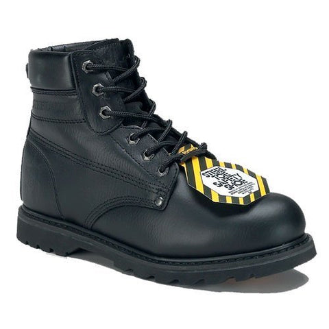 Steel Toe Safety Work Boot