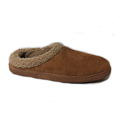Men's Open Back Slipper