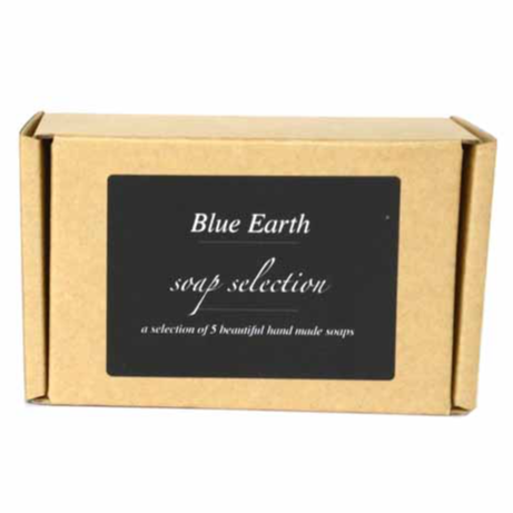 Blue Earth Soap Gift Box