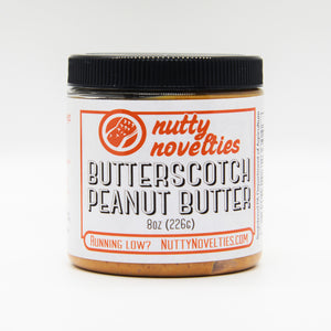 Butterscotch Peanut Butter